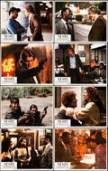 """Movie Posters:Action, 48 Hrs. & Other Lot (Paramount, 1982). Lobby Card Sets of 8 (2Sets) (11"""" X 14""""). Action.. ... (Total: 16 Items)"""