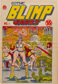 Silver Age (1956-1969):Alternative/Underground, Gothic Blimp Works #4 White Mountain Collection pedigree (EastVillage Other, 1969) Condition: FN....