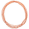 Estate Jewelry:Necklaces, Coral Necklace. . ...