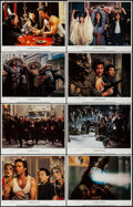 """Movie Posters:Action, Big Trouble in Little China (20th Century Fox, 1986). Lobby Card Set of 8 (11"""" X 14""""). Action.. ... (Total: 8 Items)"""