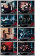 "Movie Posters:Science Fiction, Escape from New York (Avco Embassy, 1981). Lobby Card Set of 8 (11""X 14""). Science Fiction.. ... (Total: 8 Items)"
