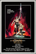 """Movie Posters:Action, Conan the Barbarian (Universal, 1982). One Sheet (27"""" X 41"""") Advance. Action.. ..."""