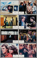 "Movie Posters:Drama, Footloose & Other Lot (Paramount, 1984). Lobby Card Sets of 8(2 Sets) (11"" X 14""). Drama.. ... (Total: 16 Items)"