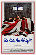 """Movie Posters:Rock and Roll, The Kids Are Alright (New World, 1979). One Sheet (27"""" X 41""""). Rock and Roll.. ..."""