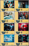 """Movie Posters:Science Fiction, Logan's Run (MGM, 1976). Lobby Card Set of 8 (11"""" X 14""""). Science Fiction.. ... (Total: 8 Items)"""