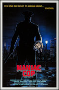 "Movie Posters:Thriller, Maniac Cop (Glickenhaus Films, 1988). One Sheets (5) Identical (27"" X 41""). Thriller.. ... (Total: 5 Items)"
