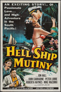"Movie Posters:Adventure, Hell Ship Mutiny & Others Lot (Republic, 1957). One Sheets (3)(27"" X 41""). Adventure.. ... (Total: 3 Items)"