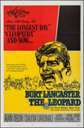 "Movie Posters:Drama, The Leopard (20th Century Fox, 1963). One Sheet (27"" X 41""). Drama.. ..."