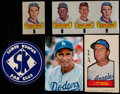 Baseball Collectibles:Others, Koufax, Drysdale and Campanella Vintage Mementos Lot of 12....