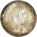 Coins of Hawaii , 1883 25C Hawaii Quarter MS67 PCGS....