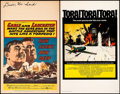 "Movie Posters:War, Run Silent, Run Deep & Other Lot (United Artists, 1958). WindowCards (2) (14"" X 22""). War.. ... (Total: 2 Items)"