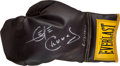 Boxing Collectibles:Autographs, 1994 George Chuvalo Signed Boxing Glove....