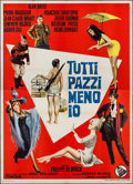 """Movie Posters:Foreign, King of Hearts (Dear Film, 1967). Italian 4 - Fogli (55.25"""" X 77""""). Foreign.. ..."""