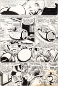 Original Comic Art:Panel Pages, Gil Kane and Sid Greene Green Lantern #59 Page 4 OriginalArt (DC, 1968)....