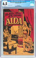 Golden Age (1938-1955):Miscellaneous, Illustrated Stories of the Operas #nn Aida (Baily Publication, 1943) CGC FN+ 6.5 White pages....