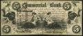 Obsoletes By State:Indiana, Terre Haute, IN- Commercial Exchange Bank $5 Aug. 3, 1858. ...