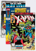 Modern Age (1980-Present):Miscellaneous, Marvel Modern Age Comics Box Lot (Marvel, 1980s) Condition: Average VF.... (Total: 2 Box Lots)