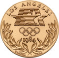 Miscellaneous Collectibles:General, 1984 Los Angeles Summer Olympics Participation Medal....