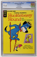 Silver Age (1956-1969):Cartoon Character, Huckleberry Hound #30 - File Copy (Gold Key, 1967) CGC NM+ 9.6 Off-white pages.