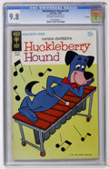 Silver Age (1956-1969):Cartoon Character, Huckleberry Hound #39 - File Copy (Gold Key, 1969) CGC NM/MT 9.8 Off-white to white pages.