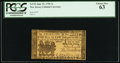 Colonial Notes:New Jersey, New Jersey June 22, 1756 1s PCGS Choice New 63.. ...