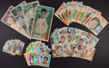 Baseball Cards:Lots, 1964-83 Multi-Sport Small Set Collection (7) Plus More. ...