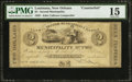 Obsoletes By State:Louisiana, New Orleans, LA - Second Municipality $2 Counterfeit Dec. 1, 1839. ...