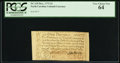 Colonial Notes:North Carolina, North Carolina December, 1771 £1 PCGS Very Choice New 64.. ...