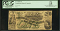 "Confederate Notes:1862 Issues, T45 ""Gutter Fold Error"" $1 1862.. ..."