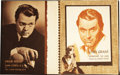 "Movie Posters:Miscellaneous, RKO Exhibitors Book (RKO, 1940). Hardcover Book (11.5"" x 14.5"")...."