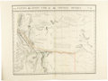 Miscellaneous:Maps, Vandermaelen: Five Lithographed Maps of Colonial Mexico... (Total:5 Items)