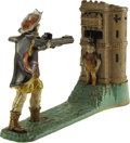 Antiques:Toys, William Tell Mechanical Bank...