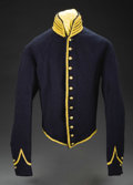 Military & Patriotic:Civil War, CIVIL WAR UNION CAVALRY ENLISTED MAN'S SHELL JACKET....