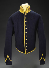 CIVIL WAR UNION CAVALRY ENLISTED MAN'S SHELL JACKET