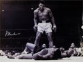 Boxing Collectibles:Autographs, Circa 2000 Muhammad Ali Signed Oversized Photograph. ...
