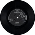 "Music Memorabilia:Memorabilia, Beatles ""Love Me Do"" 45 Single (Nigeria - Parlophone 45-R 4949NI)...."