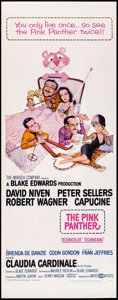 """Movie Posters:Comedy, The Pink Panther (United Artists, 1964). Insert (14"""" X 36"""").Comedy.. ..."""