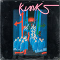 Music Memorabilia:Recordings, Kinks The Great Lost Kinks Album Sealed LP (Reprise 2127,1973)....