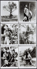 """Movie Posters:Adventure, The Scarlet Spear (United Artists, 1954). Photos (125) (8"""" X 10"""").Adventure.. ... (Total: 125 Items)"""