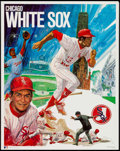 "Movie Posters:Sports, Chicago White Sox Baseball (ProMotions, 1971). Posters (5) Identical (23"" X 29""). Sports. ... (Total: 5 Items)"