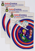 Bronze Age (1970-1979):Cartoon Character, Astro Comics #1978 Richie Rich and Casper File Copy Long Box Group (Harvey, 1978) Condition: Average VF/NM....