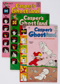 Silver Age (1956-1969):Cartoon Character, Casper's Ghostland File Copy Long Box Group (Harvey, 1960-79) Condition: Average VF/NM....