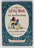 Books:Signed Editions, Else Holmelund Minarik and Maurice Sendak Little Bear Signed Edition (Harper and Row, 1957). ...