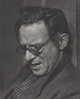 Dorothea Lange (American, 1895-1965) Portrait of Charles Duncan, 1933 Gelatin silver 7-5/8 x 6-1/8 inches (19.4 x 15