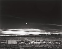 Ansel Adams (American, 1902-1984) Moonrise, Hernandez, New Mexico, 1941 Gelatin silver, late 1970s