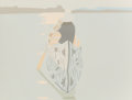 Prints, Alex Katz (b. 1927). Good Afternoon 2 (Gray Rowboat), 1975. Lithograph in colors on Arches Cover paper. 27-3/8 x 35-7/8 ...