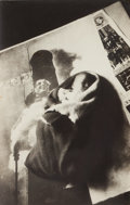 Photographs:Gelatin Silver, El Lissitzky (Russian, 1890-1941). Birth Announcement of the Artist's Son, 1930. Gelatin silver. 5-1/4 x 3-3/8 inches (1...