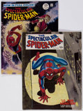 Magazines:Superhero, Spectacular Spider-Man #1 and 2 Group (Marvel, 1968).... (Total: 2Comic Books)