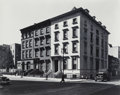Photographs, Berenice Abbott (American, 1898-1991). Fifth Avenue Nos. 4, 6, 8, 1936. Gelatin silver, 1982. 17-1/4 x 21-3/4 inches (43...