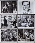 """Movie Posters:Elvis Presley, G.I. Blues & Others Lot (Paramount, 1960). Photos (11) (approx.8"""" X 10""""). Elvis Presley.. ... (Total: 11 Items)"""
